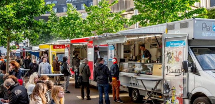 Brussels Food Truck Festival 2016