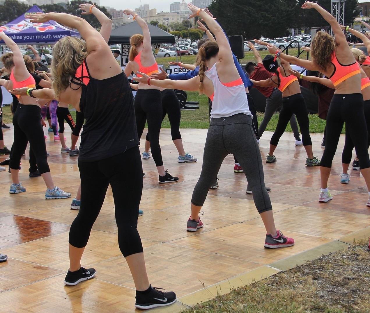 Danse et fitness