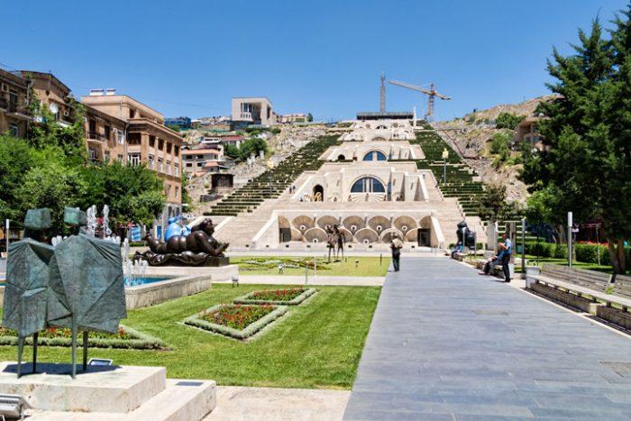 Erevan En Arménie