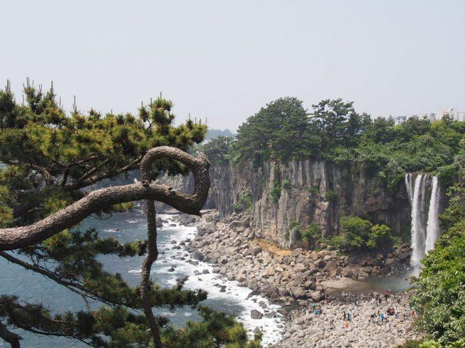 Seogwipo En Corée Du Sud