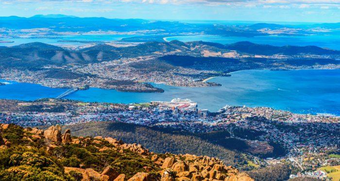 Tasmanie en Australie